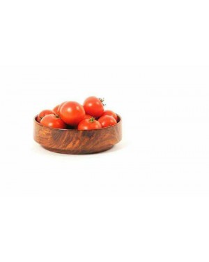Ecofriendly Bamboo Classic Wooden handcrafted Fruit Bowl  Board/Serving Bowl with Bamboo and  crafted by natural woods.