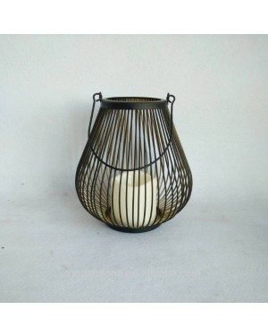 Rustic State Vintage Design Metal Light Cage Guard Decorative Lamp Shade Golden Vintage Design Metal Light Cage Guard Decorative Lamp Shade