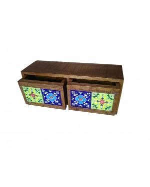 Andulusian mini drawer frame work