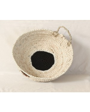 Sosal Crochet designer handcrafted beads baskets with ecofriendly beads baskets