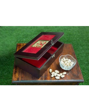 Dhokra Dry Fruit Box