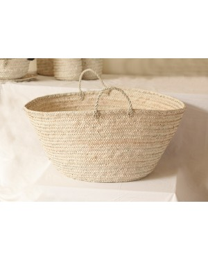 Sosal Crochet designer handcrafted beads baskets with ecofriendly beads basket